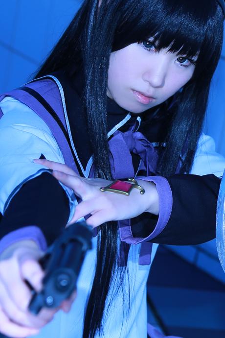 魔法少女まどか☆マギカ 暁美ほむら
