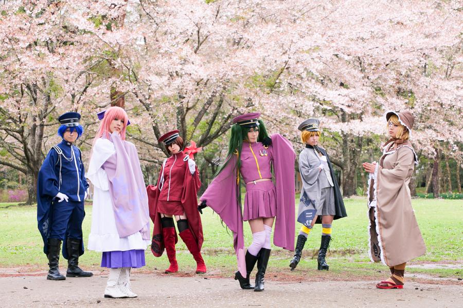千本桜 コスプレ