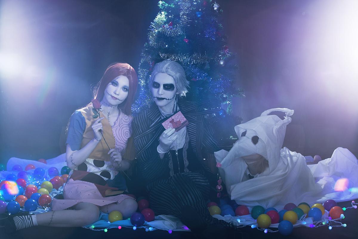 ナイトメア ビフォア クリスマス