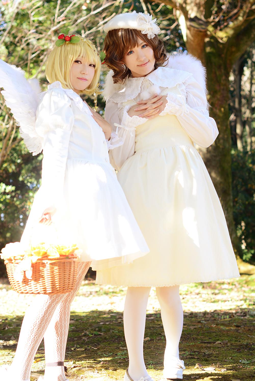 白天使ロリィタ