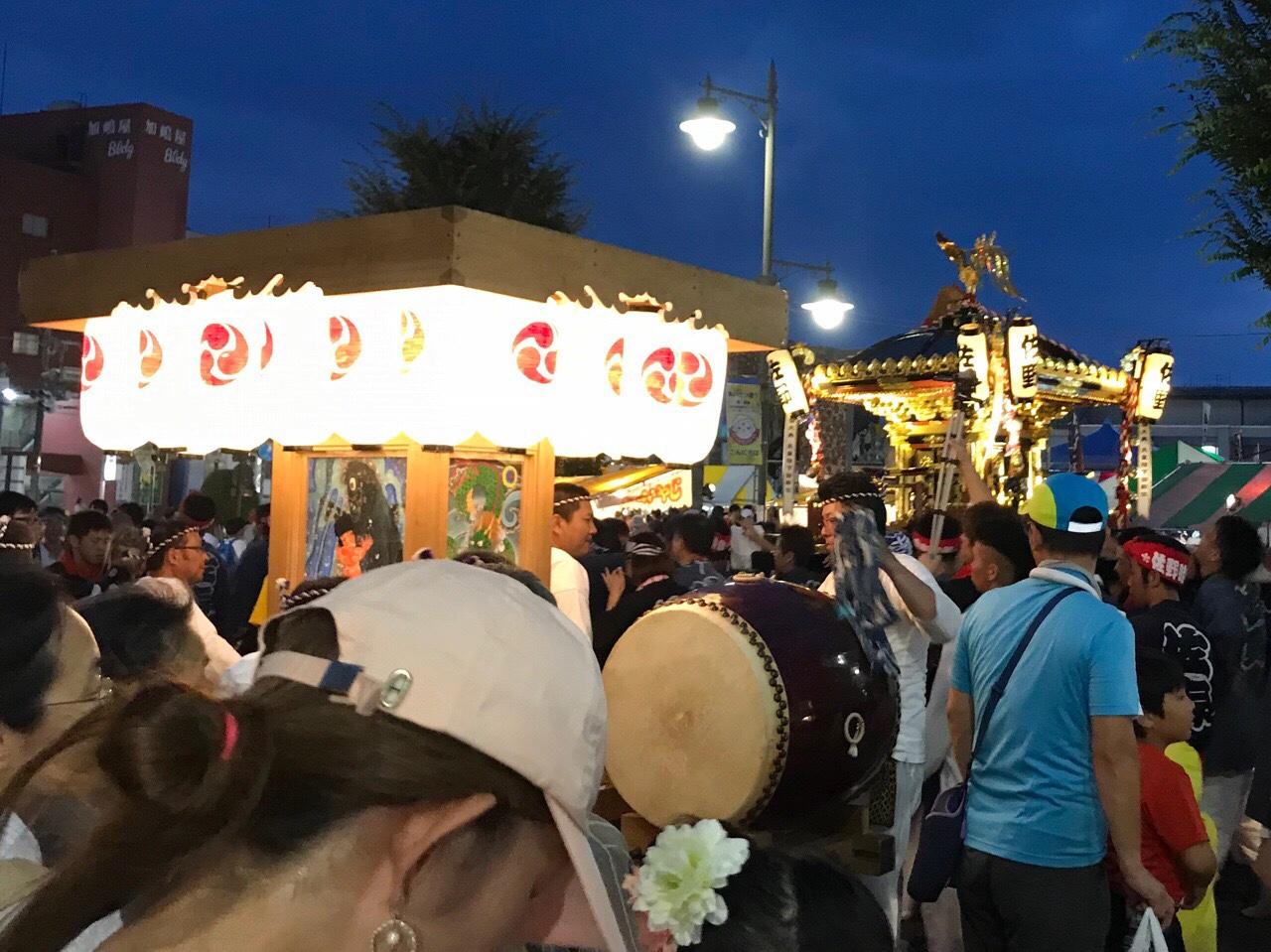 佐野 秀郷祭り