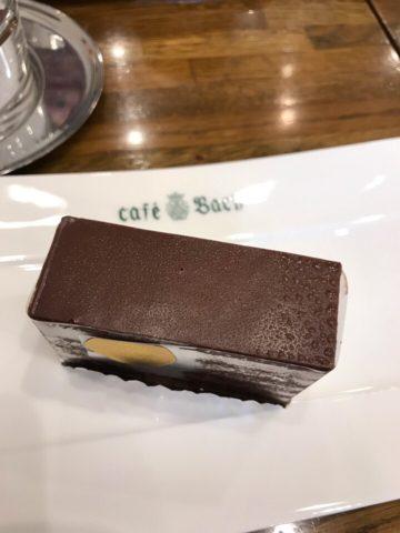 バッハ チョコレートケーキ