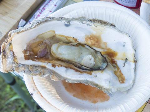浜焼き 牡蠣