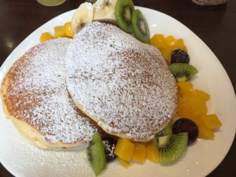 ビーハウス パンケーキ