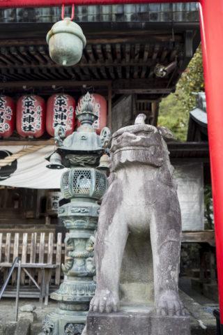 太平山神社 狛犬