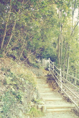 太平山神社 奧宮入口