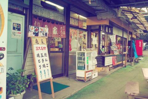 太平山神社 亀家