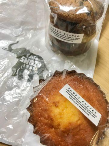 SHOZOCAFE 焼き菓子