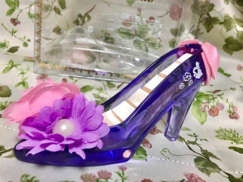 ラプンツェルのガラスの靴