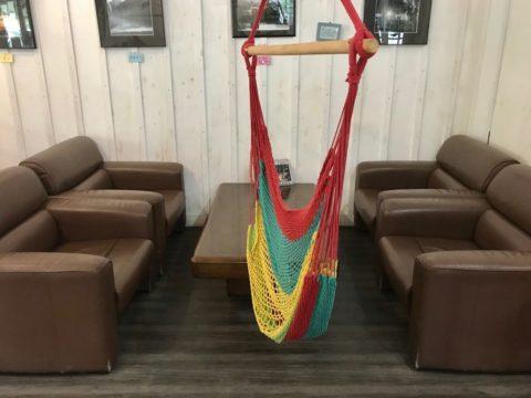 ハンモックカフェ ソファ席