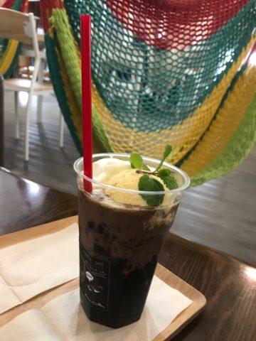 ハンモックカフェ コーヒーゼリー