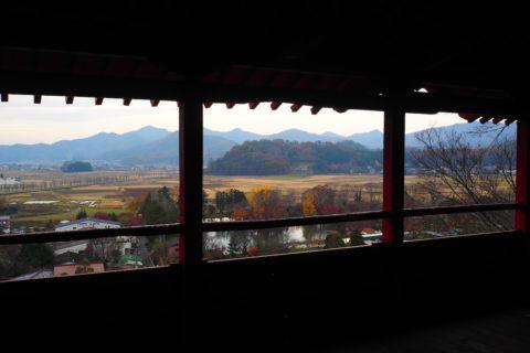 磯山弁財天 本殿からの景色