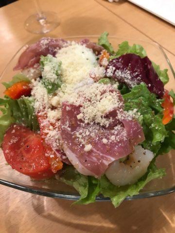 TSキッチン オリジナルサラダ