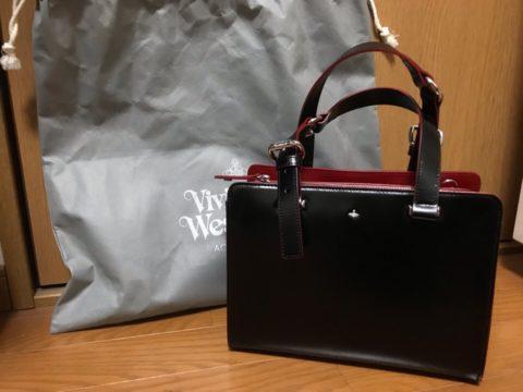ヴィヴィアンの2wayバッグ