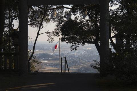 本丸からの景色