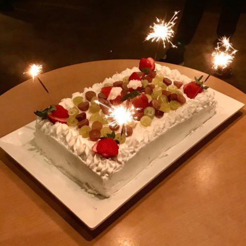 TSキッチン クリスマスケーキ