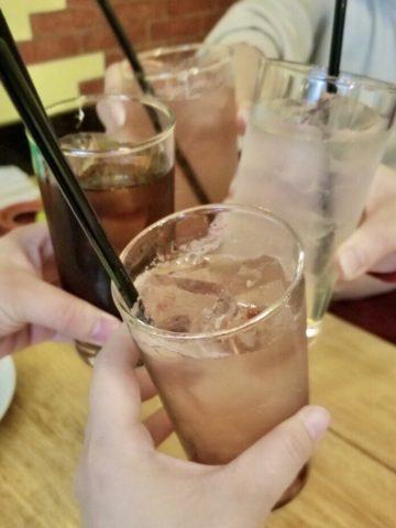 乾杯の1杯