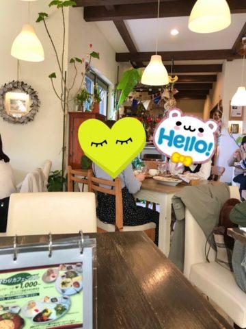 The Grove Cafe内装