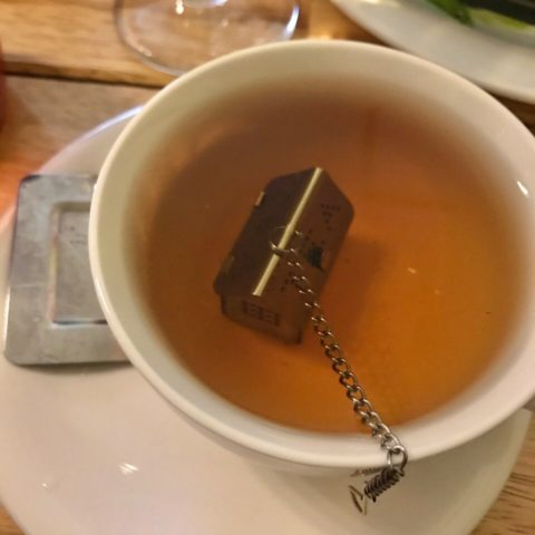 有機栽培の紅茶