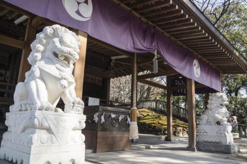 唐沢山神社の本殿