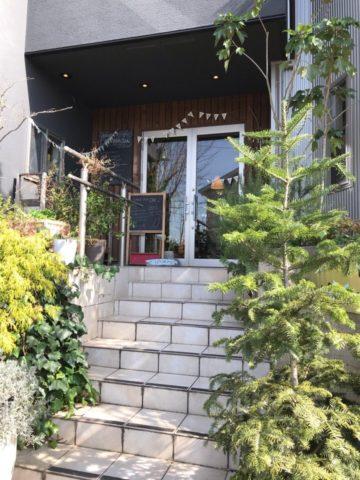 The Grove Cafe外観