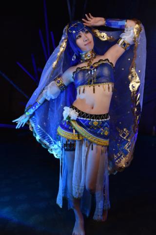 ラブライブ踊り子編海未