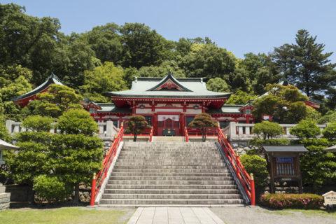 織姫神社本殿