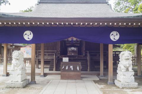 唐沢山神社本殿