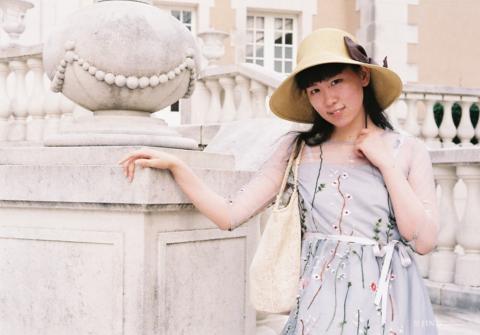 恵比寿ガーデンプレイスでフィルムカメラ撮影