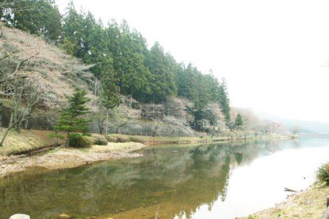 赤川ダム湖