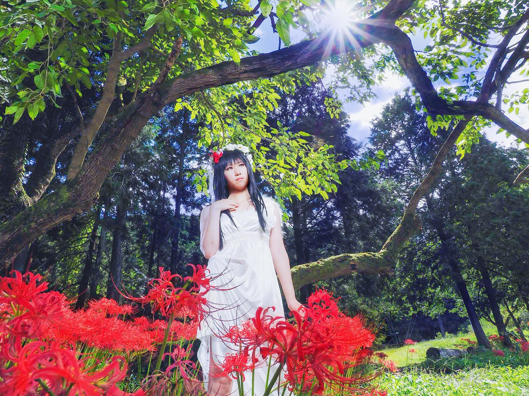陽の光と天使