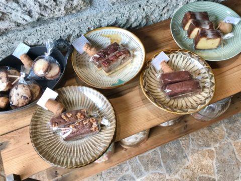 カタツムリラボの焼き菓子
