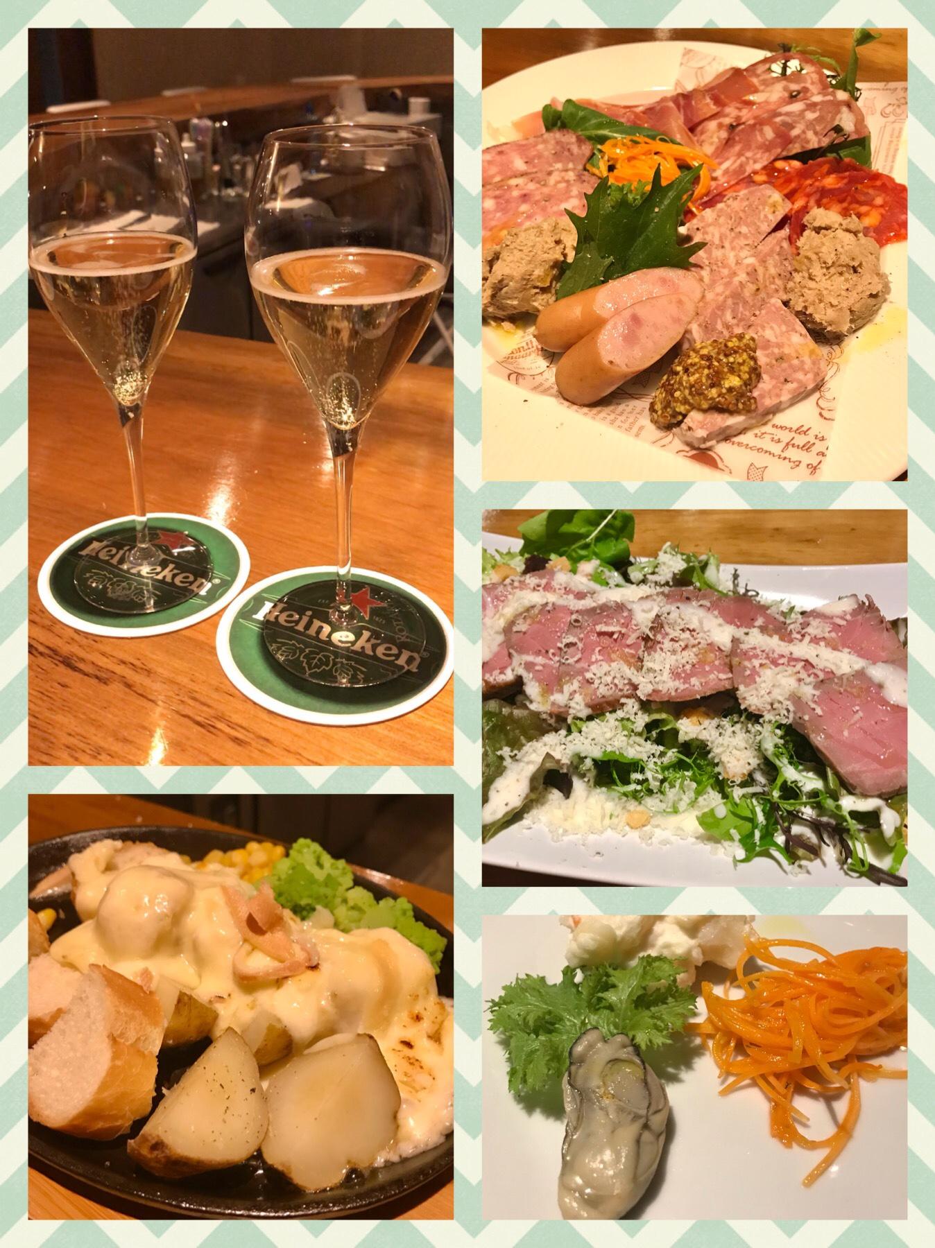 ルヴァンのワインと料理
