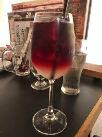 ワインレモネード