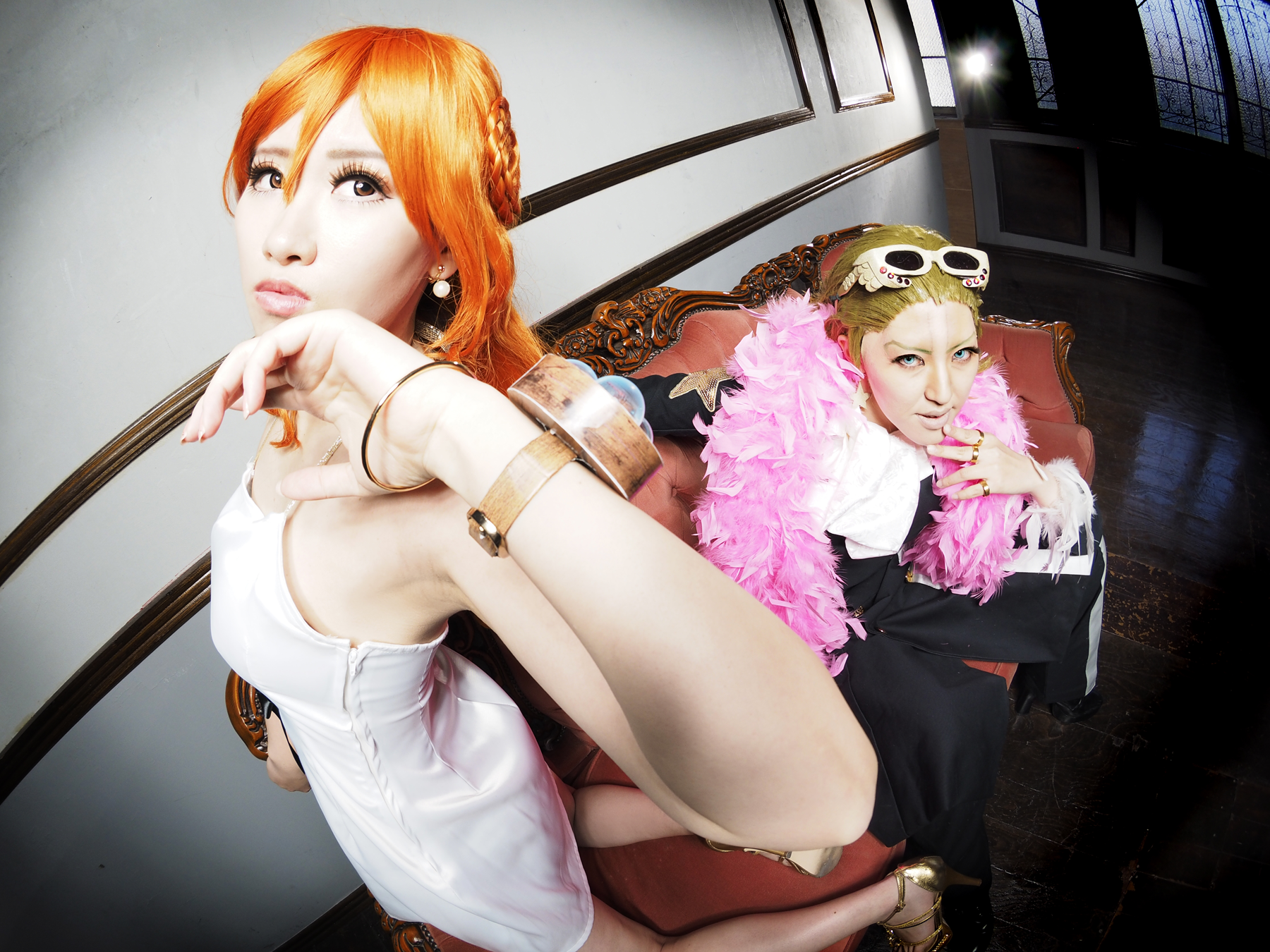 ONEPIECE GOLD ナミ コスプレ