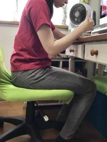 腰痛になる椅子