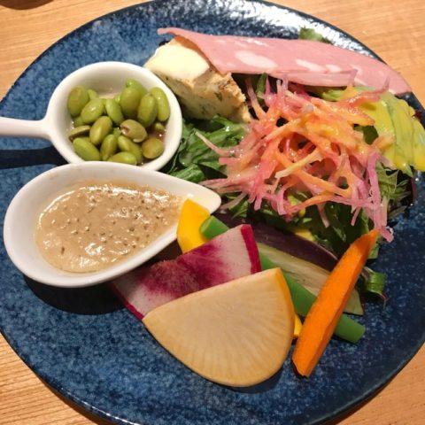 サラダ前菜